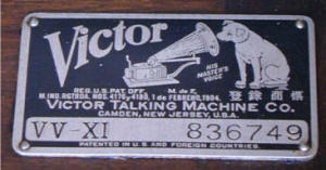 The Victor-Victrola Page